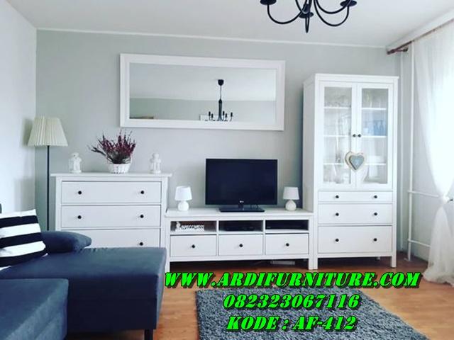 Set Bufet TV Laci Minimalis
