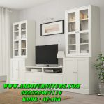 Set Bufet TV Lemari Minimalis