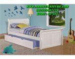 Trundle Bed Minimalis Murah
