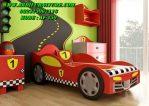 Set Kamar Anak Bentuk Mobil