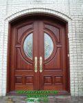 Pintu Kupu Tarung Klasik Kayu Jati