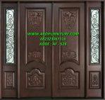 Pintu Utama Ukir Klasik Mewah