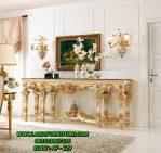 Meja Konsul Klasik Mewah Art Eropa