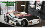 Tempat Tidur Anak Karakter Mobil Racing Sport