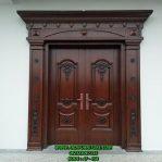 Pintu Utama Minimalis Klasik Mewah