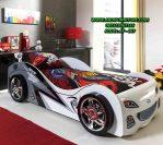 Ranjang Anak Karakter Mobil Mewah