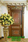 Pintu Kamar Klasik Kayu Jati