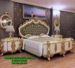 Set Tempat Tidur Ukir Klasik Mewah